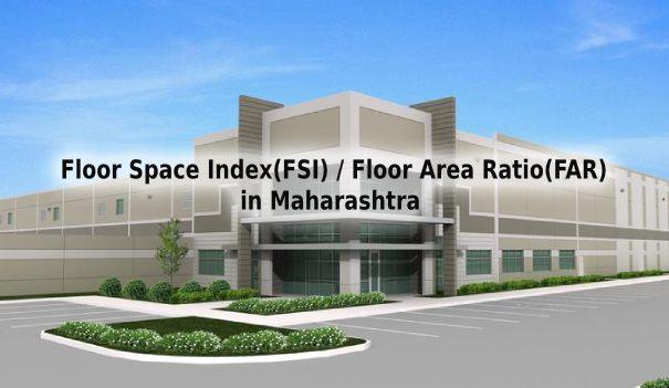FSI for Industries in Maharashtra