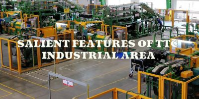 Salient Features of TTC Industrial Area