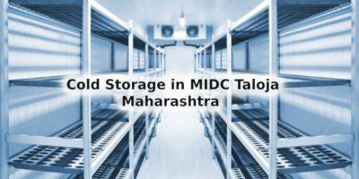 Cold Storage for sale in MIDC Taloja
