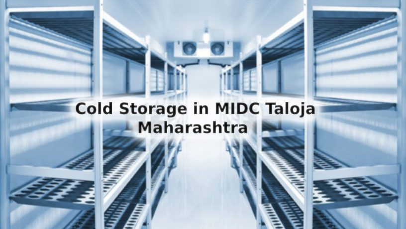 Cold Storage For Sale in Taloja