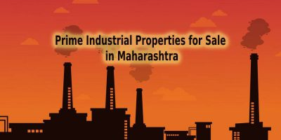 Prime Industrial Properties For Sale in Maharashtra